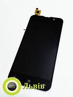 Модуль(дисплей+сенсор) Zopo ZP980 ZP980+ C2 C3 чор