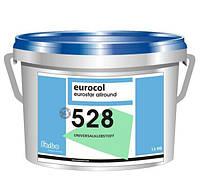 528 Клей универсальный Forbo, для укладки покрытий из винила или вспененного винила в рулонах и плитках