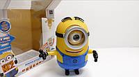Іграшка Міньйон Стюарт з мультфільму Бридкий Стюарт Despicable Me 2 8-inch Talking Minion - Stuart