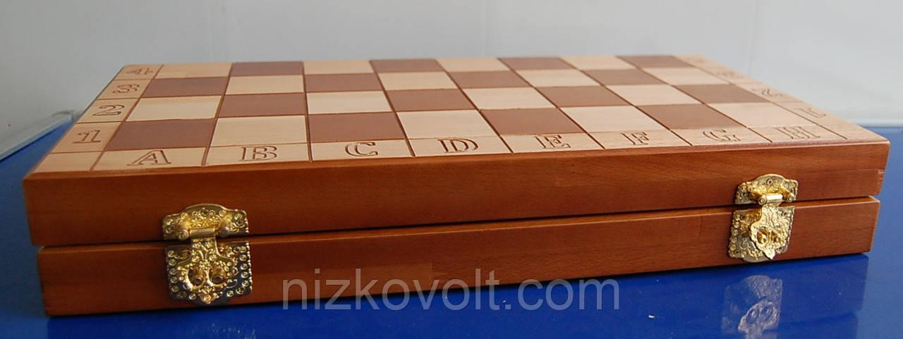Шахматная доска (460х460х72)