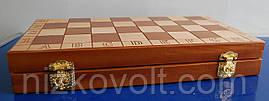 Шахова дошка (460х460х72)