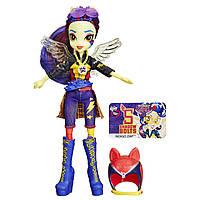 Кукла Индиго Зап Спортивный стиль для Мотокросса Девушки Эквестрии из серии Игры Дружбы, фото 1