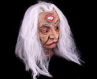 """Страшная маска с париком """"Глаз"""" - маска на Хэллоуин!"""