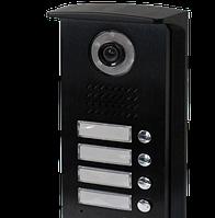 Вызывная панель PoliceCam DRC-4D BQ