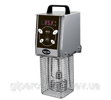 Аппарат низкотемпературного приготовления Sous Vide Apach ASV2, 130х260х380 мм, объем 50 л - GIPERCENTER Kiev в Киеве