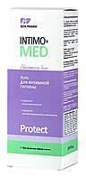 Гель для интимной гигиены Elfa Pharm  Intimo+med Protect - 200 мл.