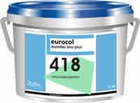 418 Клей для натуральных покрытий Forbo, для быстрого приклеивания натурального линолеума и пробковых покрытий