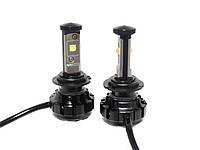 Светодиодные лампы головного света H7 40W, G1.4