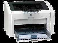 Лазерный принтер HP LaserJet 1022 + качественный USB кабель в подарок