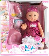 Кукла интерактивная Пупс Baby Born (копия) BL 018 Е HN, КК