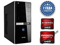 Персональный компьютер 4 ЯДРА AMD3850 / 4Gb_DDR3 / HDD_320Gb / RADEON HD8400 2Gb
