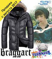Куртки подростковые трендовые зимние