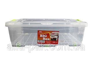 Контейнер пищевой BigBox 30 л