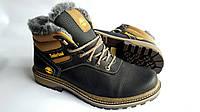 Мужские  зимние кожаные ботинки Timberland Anser, фото 1