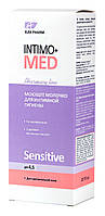 Молочко для интимной гигиены Elfa Pharm  Intimo+med Sensitive рН 4,5 - 200 мл.
