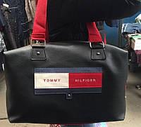 """Женская модная сумка """"Tommy Hilfiger"""" 150-151 синий"""