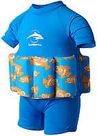 Konfidence Купальник-поплавок Konfidence Floatsuits, Clownfish, S/ 1-2 г. (FS03-B-02)