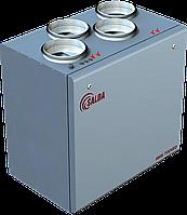 Приточно-вытяжные установки с пластинчатым рекуператором Salda RIS H