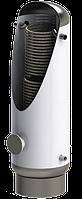 Теплоаккумулирующая емкость ТАЕ-ТО-Г2- 2000 литров ( ревизия,два гофрированных теплообменика,без изоляции)