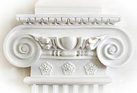 Гипсовая лепнина для интерьера и фасада