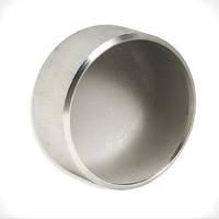Заглушка EN10253-3 нержавеющая   сталь AISI 304 Ø 101,6х2
