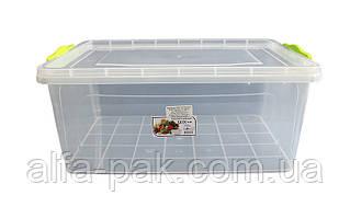 Контейнер пластиковый Lux 17 л