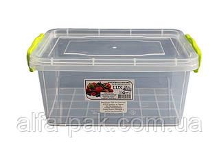 Контейнер пластиковый Lux 2,8 л