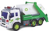 Строительный мусоровоз Junior Trucker 33026