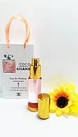 Парфюм - спрей женский в ПОДАРОЧНОЙ упаковке 35 мл Coco Mademoiselle Chanel / RHA