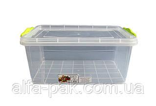 Контейнер пластиковый Lux 9,5 л