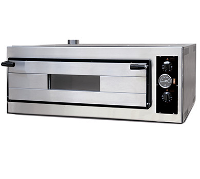 Электрическая печь для пиццы Apach АMM6 (одна камера 700х1050х130 мм)