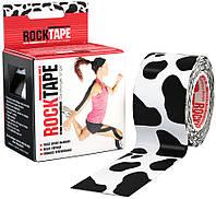 RockTape Кинезио тейп RockTape Designe 5см х 5м (сow)