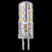 Светодиодная лампочка LEDEX G4 1.5W 3000K(220V)