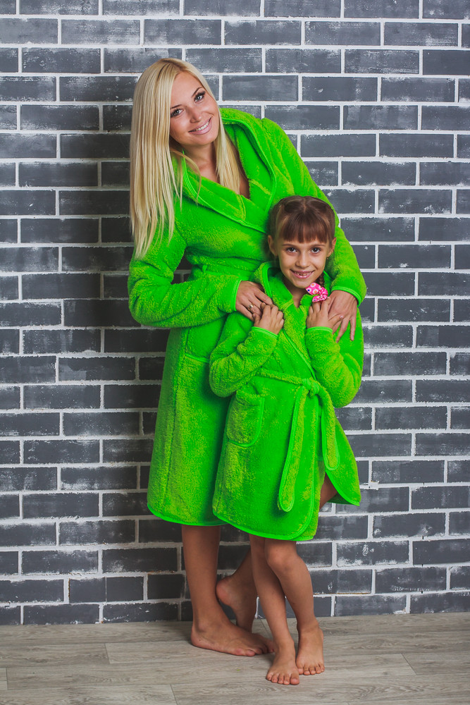 Халаты для девочек и мальчиков