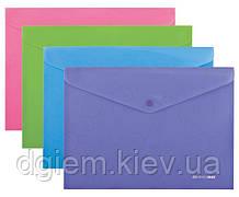Папка-конверт на кнопці А4 BAROCCO
