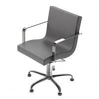 Парикмахерское кресло гидравлическое с разными вариантам основ Panda Amir