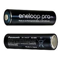 Аккумулятор AA Panasonic Eneloop Pro 2450 mAh (BK-3HCCE), Япония.