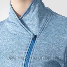 Теплый джемпер женский adidas Sequencials Wraparound Sweatshirt AZ6138, фото 2