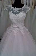 """Свадебное платье """"Мечта"""", белое, 44"""