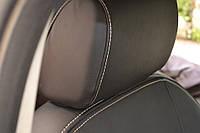 Чехлы модельные с Еко-кожи Fiat Grande Punto 2005->
