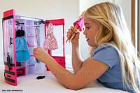 Игровой набор шкаф-чемодан для Барби Barbie Fashionistas Ultimate Closet
