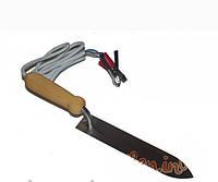 Нож пасечный с электроподогревом из Нержавеющей стали Гуслия У