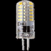Светодиодная лампочка LEDEX G4 2,5W 4000K (12V)