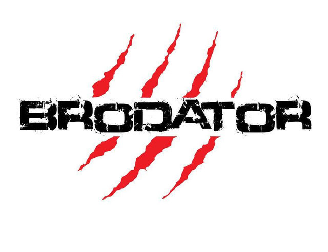 логотип компании brodator