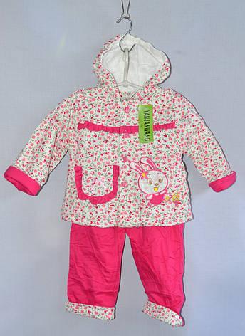 Детский костюм для девочки 1-3 года, фото 2