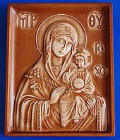 Икона Божией Матери «Неувядаемый Цвет» («Благоуханный Цвет») (160х200х18), фото 1