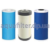 """Комбинированные картриджи для фильтров 10 ВВ (Big Blue 10"""")"""