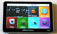 GPS навигатор Pioneer 5 HD 4Gb FM AV Bluetooth
