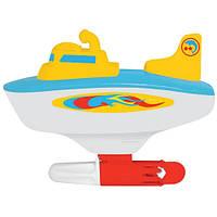 Развивающая игрушка ПОДВОДНАЯ ЛОДКА для игры в ванной Kiddieland (049908)