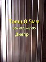 НЕКОНДИЦИЯ профнастил толщ.0,5мм - дешево!